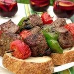 Espetada (Portuguese Beef Skewers) #IsabelsBirthdayBash