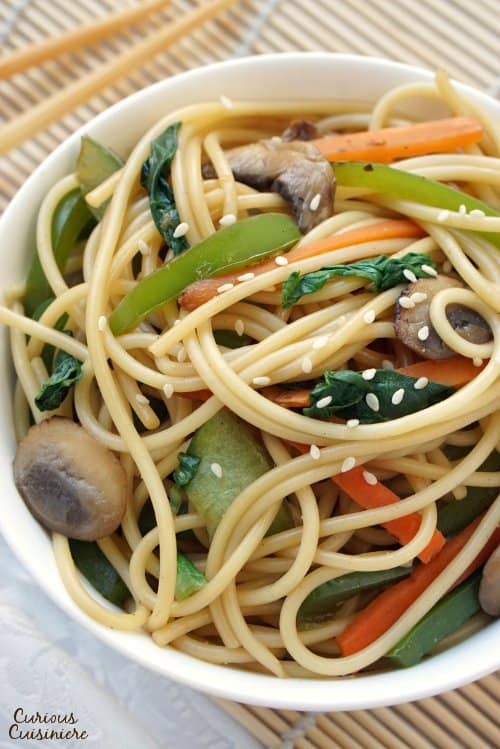 What Is The Difference Between Lo Mein And Chow Mein Curious