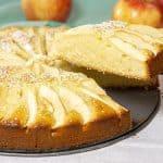 Apfelkuchen (German Apple Cake)