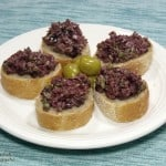 Languedoc Style Olive Tapenade and Côté Mas Wine Pairing