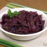 Blaukraut (German Braised Red Cabbage)