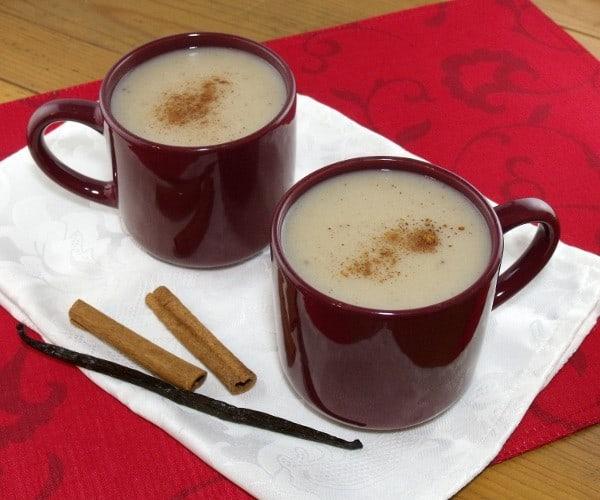 Mexican Atole (Warm Cornmeal Drink) #SundaySupper