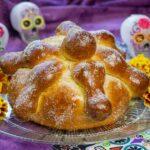 Pan de Muerto (Mexican Day of the Dead Bread)
