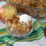 Apple Brown Betty #SundaySupper
