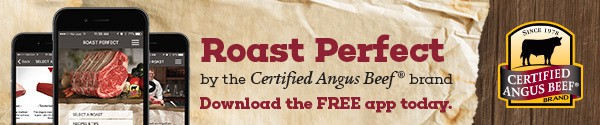 Certified Angus Beef Brand Roast Perfect App