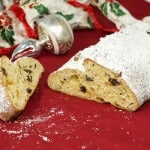 Stollen (German Christmas Bread)