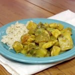 Kuku Paku (African Coconut Chicken Curry)