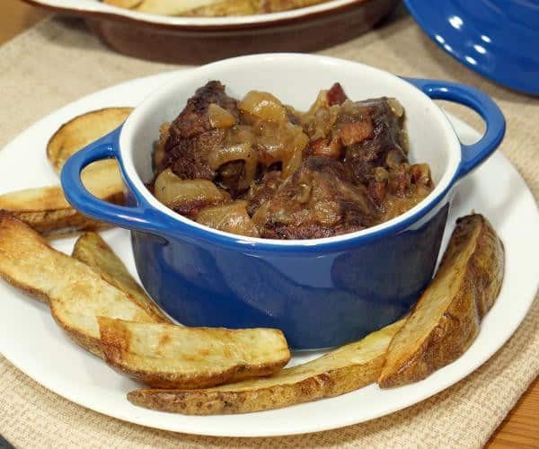 Carbonade Flamande (Belgian Beef Stew)
