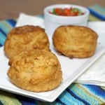 Colombian Papas Rellenas (Stuffed Potato Balls)