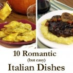 10 Romantic Italian Recipes