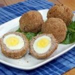 Baked Scotch Eggs