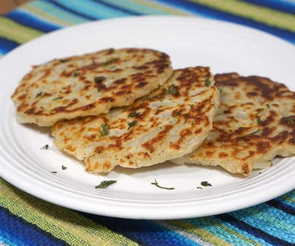 Boxty (Irish Potato Pancakes) #SundaySupper