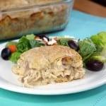 Kotopita (Greek Chicken Pie) #SundaySupper