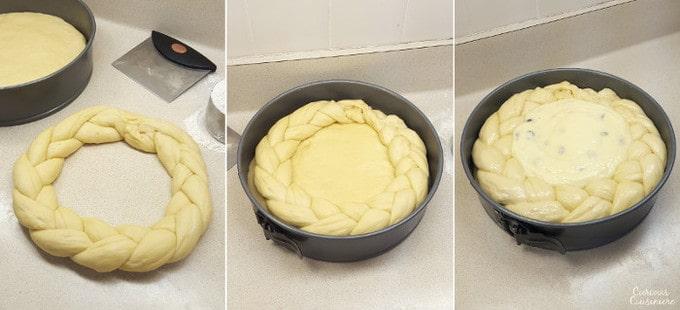 Pasca (Romanian Easter Bread) Curious Cuisiniere