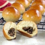 Baked Piroshki (Russian Stuffed Rolls)