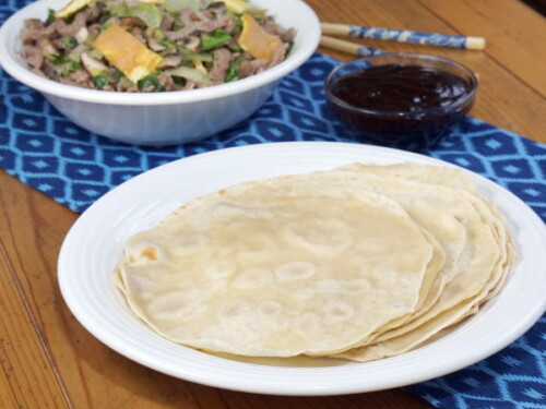 Mandarin Pancakes Curious Cuisiniere