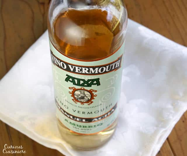 What is Vermouth? How do you use it? When do you drink it? We tackle all the big questions! | www.CuriousCuisiniere.com