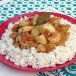 Cape Malay Seafood Curry