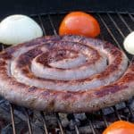 Boerewors (South African Sausage) and a Taste of South African Safari