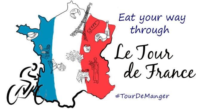 Eat the Tour De France | Curious Cuisiniere