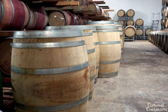 Villiera South African Wine Estate www.CuriousCuisiniere.com