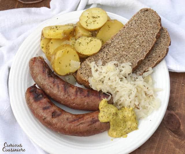 German Cultural Food Recipes