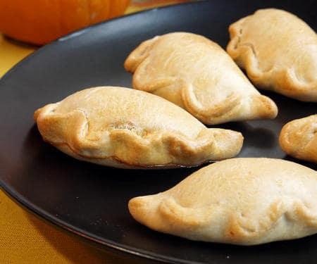Baked Pumpkin Empanadas