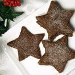 Basler Brunsli (Swiss Chocolate Spice Cookies)