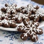 Garam Masala Chocolate Spice Cookies