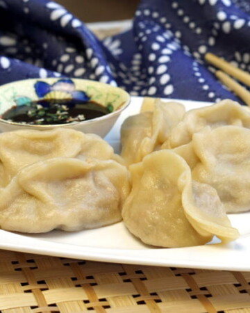 We break down the differences between the different types of Asian dumplings and share our favorite recipe for Vegetable Chinese Dumplings! | www.CuriousCuisiniere.com