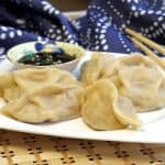 Vegetable Jiaozi (Chinese Dumplings)