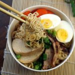 Slow Cooker Ramen Soup