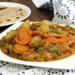 South Indian Vegetable Korma