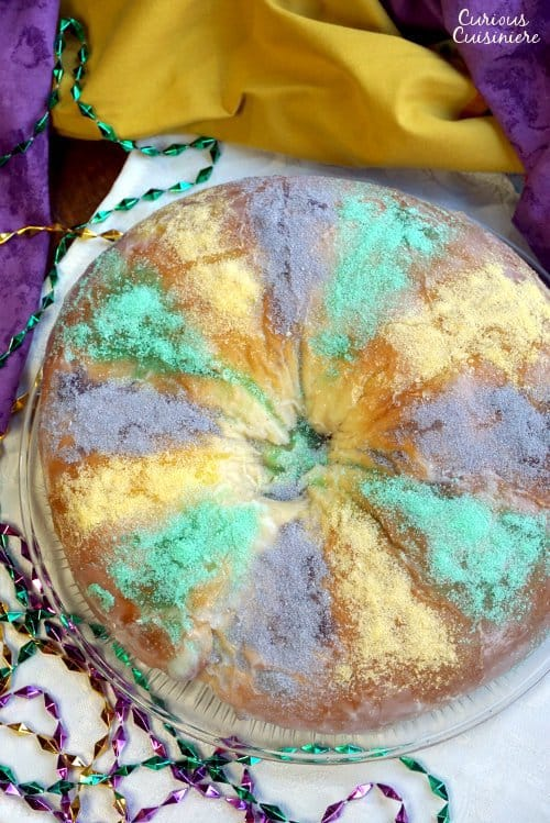 If You Ve Ever Wanted To Make A Mardi Gras King Cake This Is