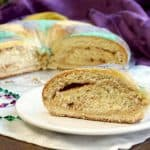 Traditional Mardi Gras King Cake #SundaySupper
