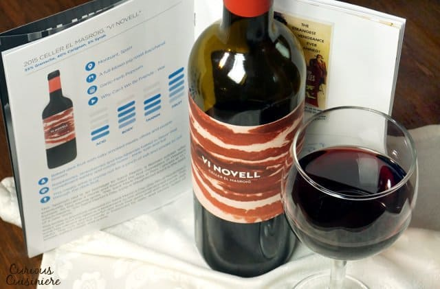 Vi Novell Wine Pairing with Creole Jambalaya | Curious Cuisiniere