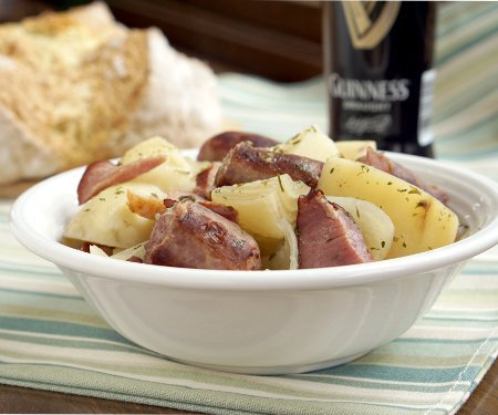 Slow Cooker Dublin Coddle