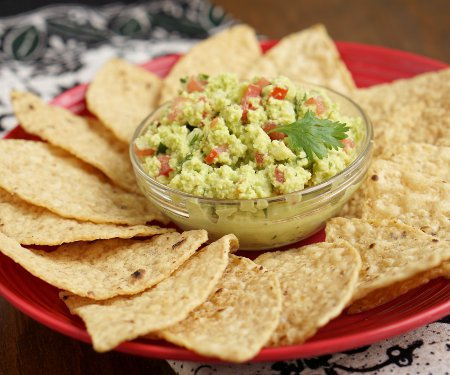 Authentic Easy Guacamole