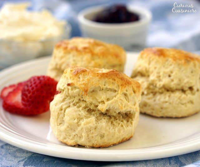 Authentic British Scones Curious Cuisiniere
