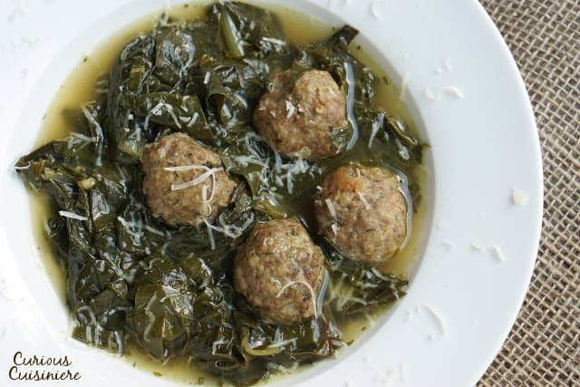 The Perfect Marriage Of Hearty Meat And Healthy Greens Our Easy Italian Wedding Soup Recipe