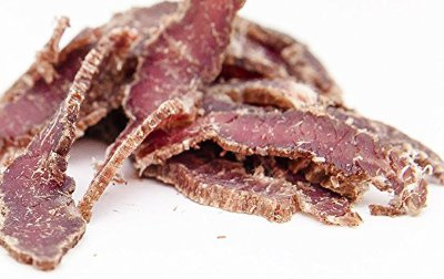 When we traveled to South Africa, we fell in love with Biltong, South Africa's version of beef jerky.