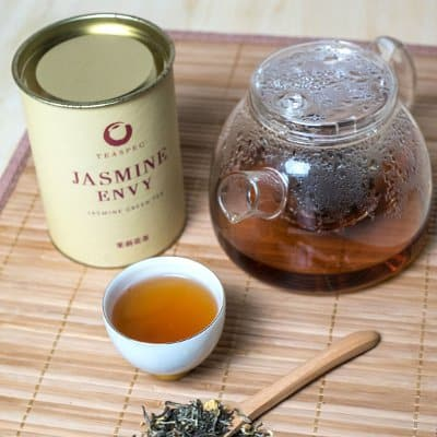 Bring tea lovers joy with unique TEASPEC tea.