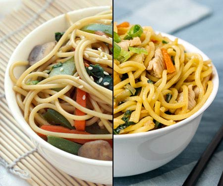 What Is The Difference Between Lo Mein And Chow Mein Curious Cuisiniere