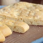 Lagana (Greek Flatbread)