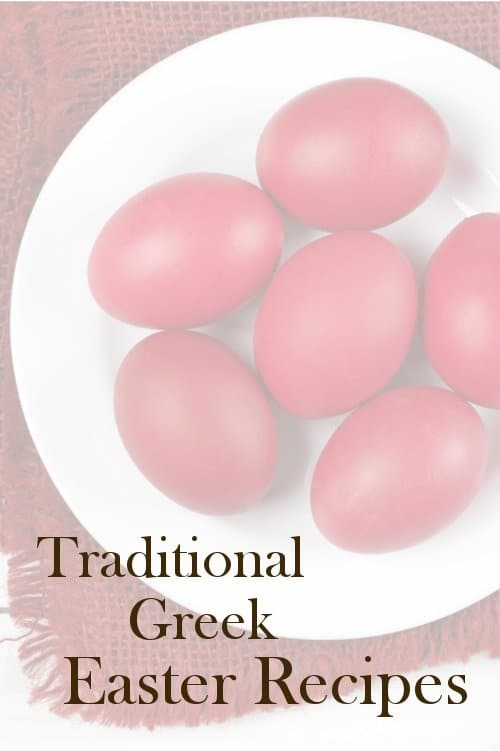 Easter is one of the biggest holidays of the year for Greeks. A holiday this important calls for some special Greek Easter recipes to celebrate Christ's resurrection with family and friends. | www.CuriousCuisiniere.com