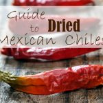 Your Guide To Dried Mexican Chile Peppers