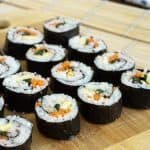 Kimbap (Korean 'Sushi') #SundaySupper