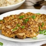 Tortang Giniling (Filipino Beef Omelette)