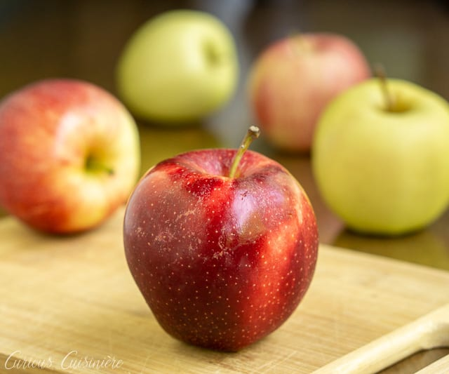 Apples are used in many different ways around the world. If you're looking for a unique recipe to make with apples, why not try a cultural recipe?| www.CuriousCuisiniere.com