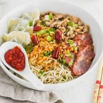Kolo Mee (Sarawak Malaysian Dry Noodles)